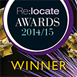 Management Mobility Consulting was recognized as the Relocation Service Provider of the Year 2015