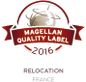 Relocation France - Magellan Quality Label 2016