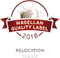 Relocation France - Magellan Quality Label 2018